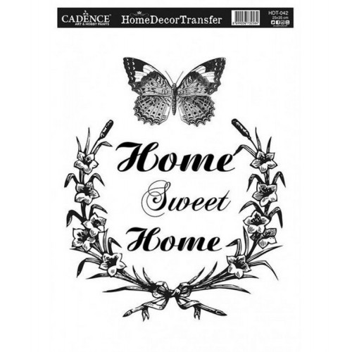 Home Decor Transferpapier HDT42