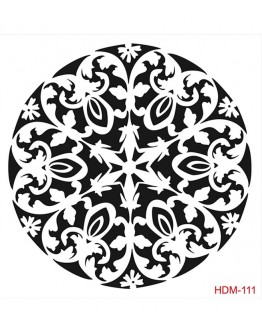 Stencil (Schablone) Home Decor Midi Hdm-111