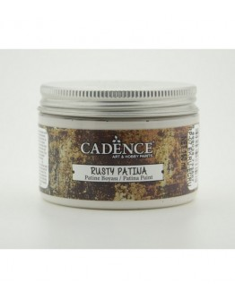 Rusty Patina Acrylfarbe  Ekrü 150 ml
