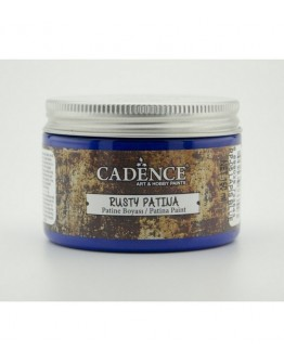 Rusty Patina Acrylfarbe Lapis Blau 150 ml