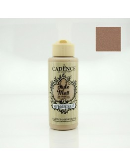 Matt Acrylfarbe Barock Beige 120 ml