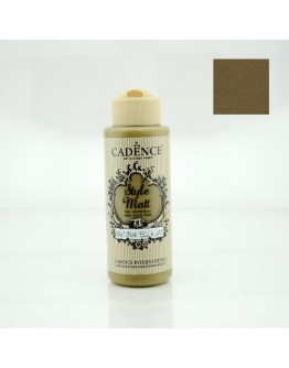 Matt Acrylfarbe Boden Grün 120 ml
