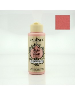 Matt Acrylfarbe Flamingo Pink 120 ml