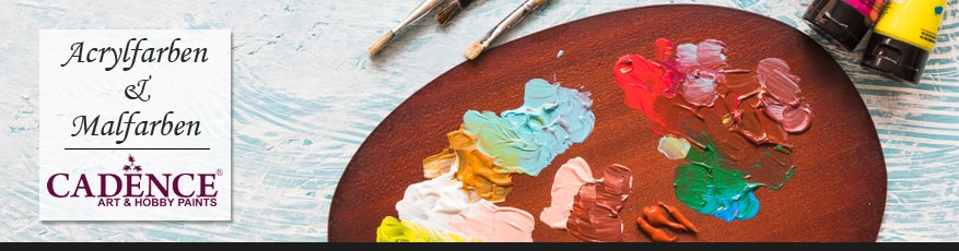 Acrylfarben & Hobby- und Malfarben