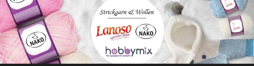 Strickgarn & Wollen
